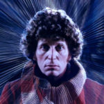 Tom Baker as the 4th Doctor, a role he had for 7 years